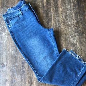 J. Jill kick-flare ankle jean NWT size 12